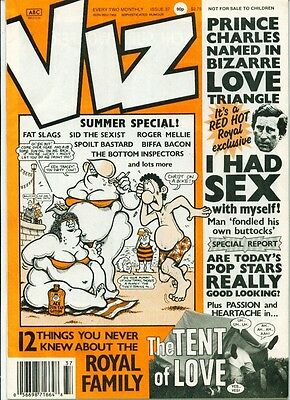♥♥♥♥ VIZ • Issue 37 • Dennis Publishing