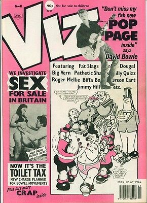 <•.•> VIZ • Issue 41 • Dennis Publishing