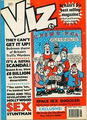 <•.•> VIZ • Issue 45 • Dennis Publishing