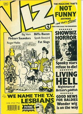 ♥♥♥♥ VIZ • Issue 47 • Dennis Publishing