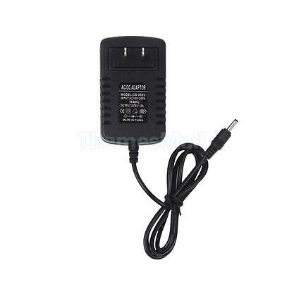 US Plug AC100-240V to DC 5V 2A Power Supply Charger Converter Adapter 1.35mm