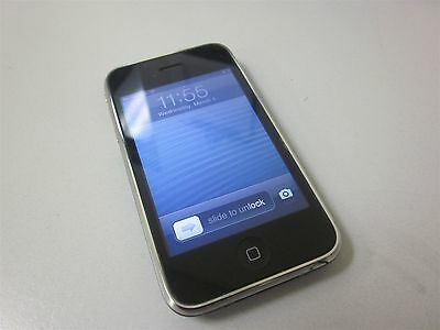 AT&T Apple iPhone 3GS 16GB A1303 Touchscreen Smartphone Cellphone iOS 6.1.6