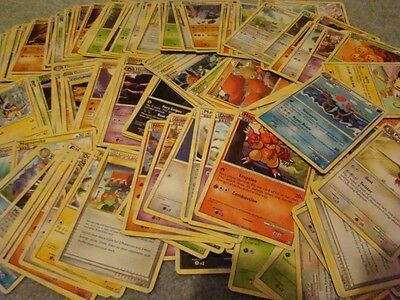~!~ 100 LOTS OF ASSORTED POKEMON CARDS~!~WITH BONUS~!~