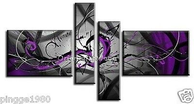 100% hand Modern Abstract Huge Art Oil Painting(NO frame)P003
