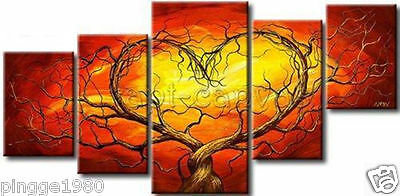 HUGE MODERN ABSTRACT WALL DECOR ART CANVAS OIL PAINTING(no framed) P077