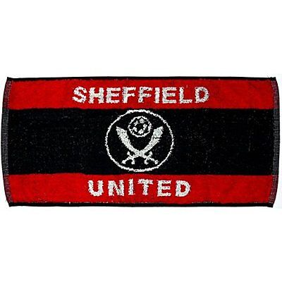 Sheffield United FC Cotton Bar Towel    (pp)