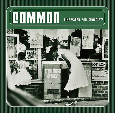 Common Like Water For Chocolate Double Lp Vinyl New 33Rpm 2015