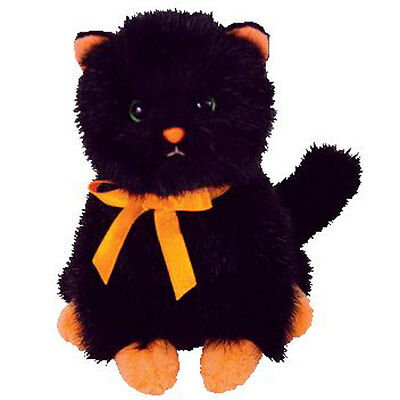 TY Beanie Baby - JINXY the Cat (Internet Exclusive) (6 inch) -MWMT's Stuffed Toy