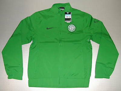Training Giacca Celtic Glasgow 09/10 Originale Nike Erl S