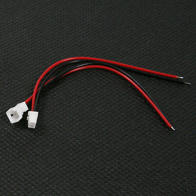 1.25mm 2 Pin Electrical Male&Female Connectors Plug Wire Cable Patch Cord Socket