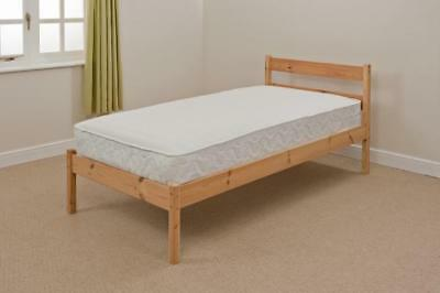 Single bed in Pine 3ft Single Bed Wooden Frame PINE