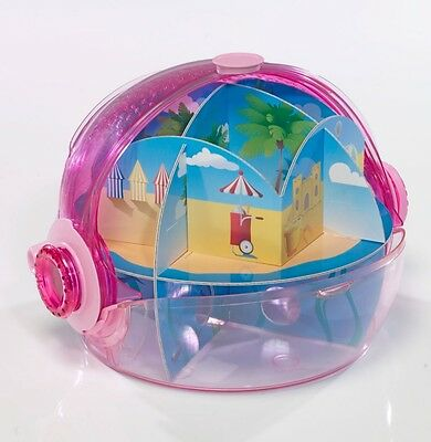 Hagen Habitrail Ovo Pink Maze Hamster Suite Cage Add-On #62665