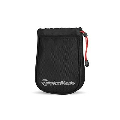 TaylorMade Golf 2016 Players Valuables Pouch (Black / Grey / Red)