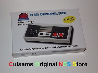 Brand New In Box Nintendo Nes Game Controller With A 30 Day Guarantee