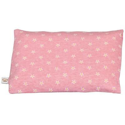 Clevamama Replacement Toddler Pillow Case Cover (Pink) Approx 52x33cm