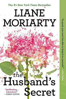 The Husband's Secret by Liane Moriarty Paperback Book (English)