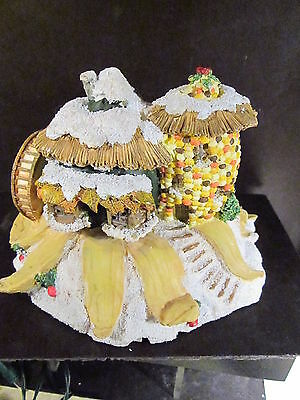 Charming Tails THE OLD COBB MILL Lighted House 87/524 Ltd Ed 2169/7500 Silvestri