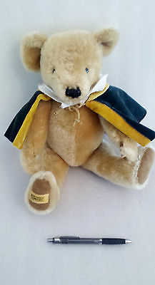 """Teddy Bear 15"""" Stuffed Toy Jointed Merrythought"""