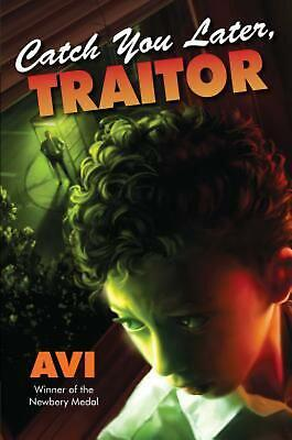 Catch You Later, Traitor by N/A Avi (English) Hardcover Book Free Shipping!