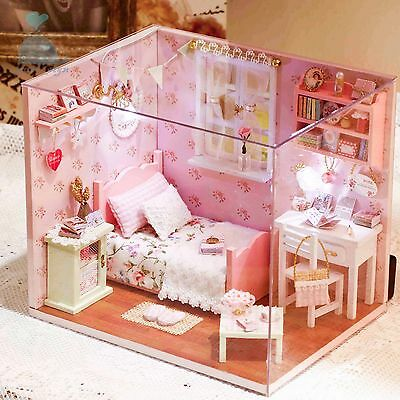 DIY Handcraft Miniature Project Dolls House My Little Holiday Island in Greece