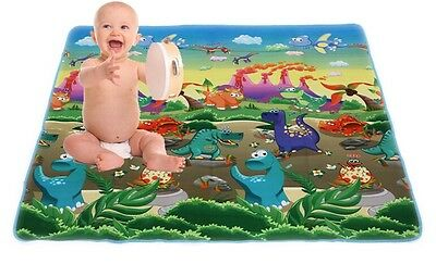 Baby Play Mat Foam Floor Multi Design Toy Soft Eductaional