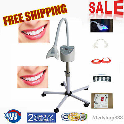 Mobile Teeth Whitening Accelerator Dental Bleaching Tooth LED Bleaching Machine