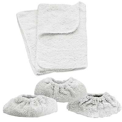 KARCHER Steam Cleaner Hand Tools Terry Cloth Covers SC2500 SC2600 Cotton Pads