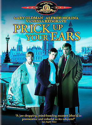 PRICK UP YOUR EARS - GARY OLDMAN - DVD - NEW - SEALED ====