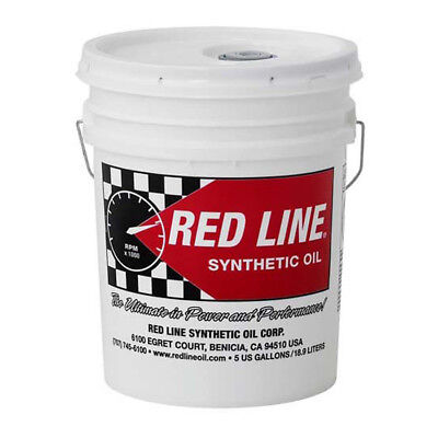 Red Line 58206 Heavy Shockproof Gear Oil, 5 Gallons