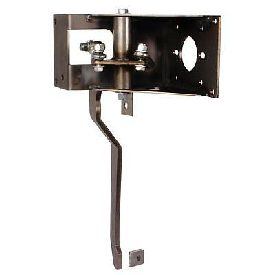"""Speedway Universal Under Dash 90 Degree Pedal Assembly, Fits 7"""" Boosters"""