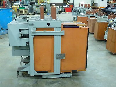 GE AM 13.8-500-3 Magne Blast Circuit Breaker 13800V 1200A 60 Cycle ! RFB !