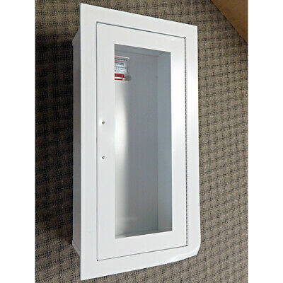 Larsen Flame Shield Fire Rated Cabinet Extinguisher Glass Panel Equipment Box