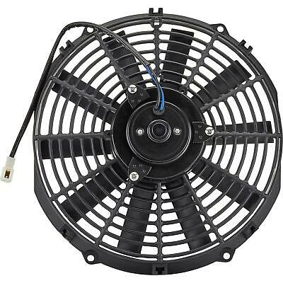 6 Volt 6v Electric Radiator Cooling Fan-16 Inch Dia. Push/Pull-10 Blade
