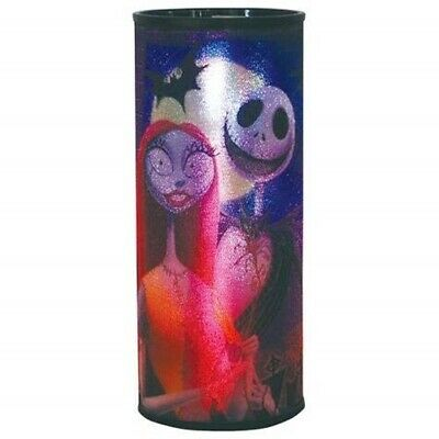 The Nightmare Before Christmas Cylindrical Changing Colors NightLight NEW BOXED