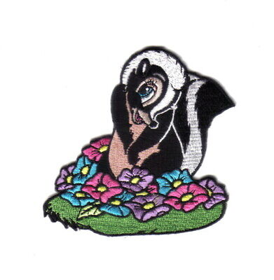Walt Disney's Bambi, Flower Figure Embroidered Patch, NEW UNUSED