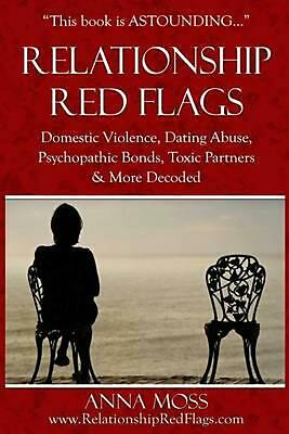 The Big Book of Relationship Red Flags by Anna Moss (English) Paperback Book Fre