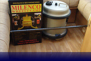 "Milenco Caravan Small Cargo Bar 20-36"" *Secures Load* Gift Caravanner"