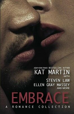 NEW Embrace by Kat Martin Paperback Book (English) Free Shipping