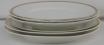 Lot of 6 Luncheon Plates Grindley Johnson Bros B&C Limoges H C Role Stark China