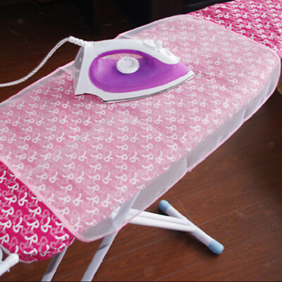 Protective Press Mesh Ironing Cloth Iron Delicate Garment Clothes Guard Pad