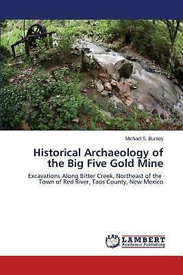 Historical Archaeology of the Big Five Gold Mine by Burney Michael S. (English)