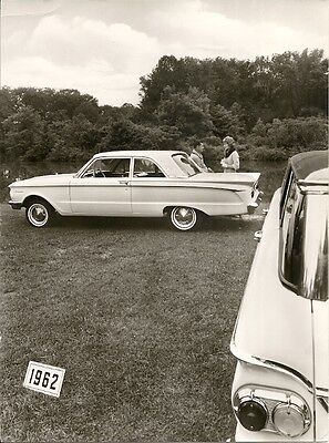 Ford Comet 1962 Period Press Photograph.