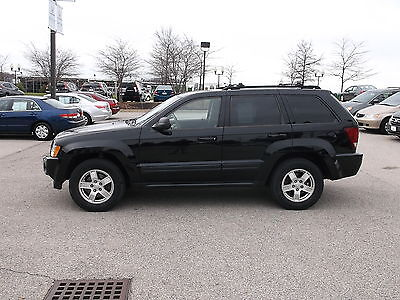 Jeep : Grand Cherokee 4dr Laredo 2006 174 k dealer trade leather absolute sale 1.00 no reserve look