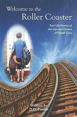 Welcome to the Rollercoaster by D.D. Foster (English) Paperback Book Free Shippi