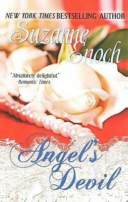 Angel's Devil by Suzanne Enoch Paperback Book (English)