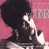 The Very Best of Ruby Turner CD Value Guaranteed from eBay's biggest seller!