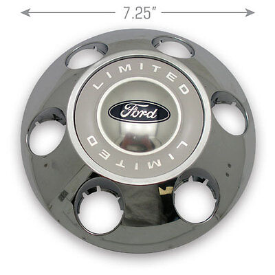 1- NEW OEM 06-14 Ford F150 Limited Edition Chrome Wheel Hubcap Center Cap