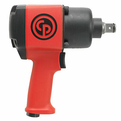 Chicago Pneumatic CP6763 6,300 rpm Industrial Grade Impact Wrench/Driver