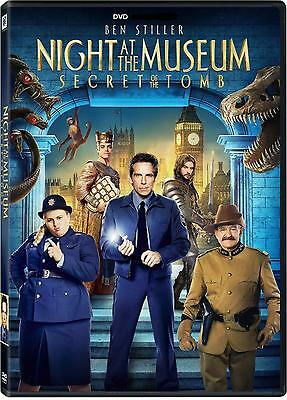 Night at the Museum: Secret of the Tomb (DVD, 2015)