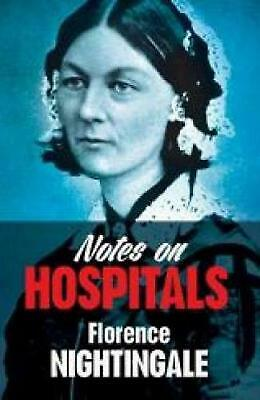 Notes on Hospitals by Florence Nightingale (English) Paperback Book Free Shippin